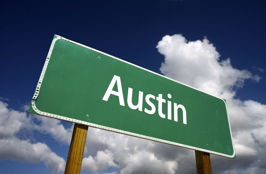 Relocating to Austin